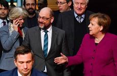 Bà Merkel nhượng bộ lớn, 'Đại liên minh' Đức tái xuất