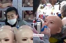 Vì sao búp bê tình dục đắt hàng tại Trung Quốc?