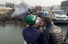 Cứu 3 mẹ con thả cá ngày 23, nam sinh viên chết đuối