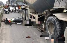 Va chạm với xe bồn ngày đầu năm, 2 người tử vong thương tâm