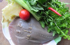 Ăn canh chua cá đuối, mê đến già!