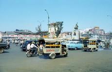 Ảnh hiếm về trung tâm Sài Gòn năm 1967