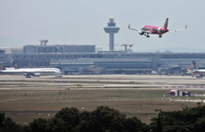 Hành khách bay từ Singapore sẽ phải trả thêm tiền