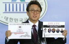 Chính khách Hàn Quốc tiêu tan sự nghiệp vì 'táy máy' phụ nữ