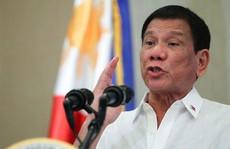 Ông Duterte dọa ném các nhà điều tra nhân quyền cho cá sấu ăn thịt
