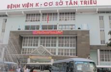 Bảo vệ Bệnh viện K đánh người nhà bệnh nhân rạn xương, nhập viện