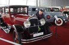 Chiêm ngưỡng dàn siêu xe của Liên Xô