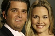 Con dâu ông Trump đệ đơn li dị