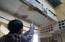 TP HCM: Hàng chục chung cư đang run rẩy
