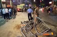 1 người tử vong sau vụ tai nạn kinh hoàng ở Gò Vấp