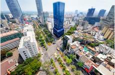 Giá văn phòng cho thuê ở TP HCM đắt gấp đôi Hà Nội
