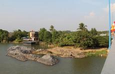 Tạm ngưng lấp, lấn sông Đồng Nai