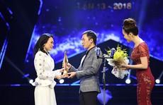 Mỹ Tâm giành cú đúp giải Âm nhạc cống hiến