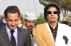 Ông Sarkozy chính thức bị điều tra vì cáo buộc nhận tiền Libya