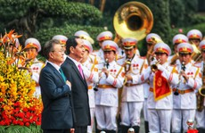 Nâng kim ngạch Việt Nam - Hàn Quốc lên 100 tỉ USD vào năm 2020