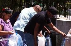 36% đô thị 'khát nước' vào năm 2050