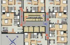 Cách chọn mua chung cư để dễ thoát hiểm khi xảy ra cháy nổ