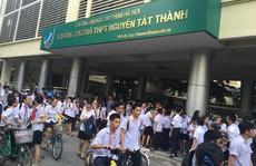 Hà Nội: Tuyển sinh lớp 10 căng thẳng hơn thi ĐH