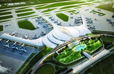 Bệ phóng cho sân bay Long Thành