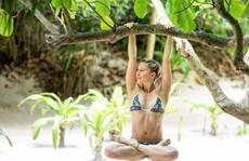 Cô giáo yoga xinh đẹp giúp sức Terry và đồng đội