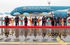 Vietnam Airlines đứng số 1 trên đường bay đến Pháp