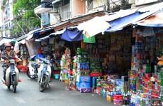 TP HCM vẫn chưa giải tỏa được chợ 'nhà giàu' Tôn Thất Đạm