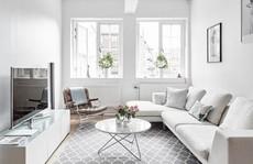 Bí quyết 'ngược đời' giúp nới rộng không gian nhà nhỏ