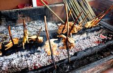 Đến Pleiku nếm thử đặc sản cơm lam gà nướng