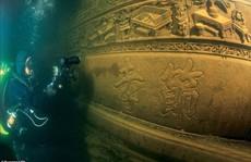 Thành phố cổ chìm dưới nước nửa thế kỷ vẫn gần như nguyên vẹn