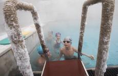 Hồ bơi 'độc' nhất Moscow