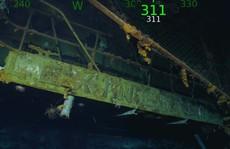 Phát hiện xác tàu sân bay Mỹ từ Thế chiến thứ hai