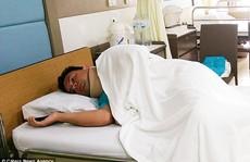 Bệnh nhân gãy cổ, bác sĩ kê… paracetamol rồi cho về
