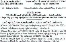 Ông Lê Tấn Hùng ký và chi khống 13,3 tỉ đồng bằng cách nào?
