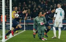 Khán đài Paris rực lửa, PSG vẫn thua Real Madrid