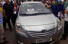 Phạt hành chính thượng uý công an lái xe biển giả trong vụ tai nạn chết người