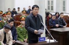 Ông Đinh La Thăng xin lỗi Đảng và nhân dân