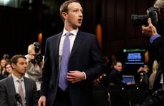 Ông chủ Facebook điều trần suốt 5 giờ trước quốc hội Mỹ