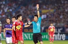 Tăng Tiến và CLB Hà Nội nhận án phạt nặng từ VFF