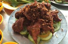 Chuột đồng chiên sả ớt: 'tuyệt đỉnh công phu' ở Cà Mau