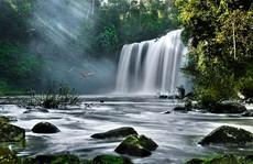 Thác nước chốn tiên cảnh K'Bang, Gia Lai