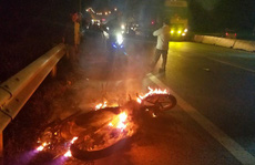 Vụ CSGT Đồng Nai gây rối sau va chạm xe: Lấy lời khai từ nhân chứng