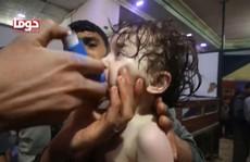 Mỹ không kích Syria: Bắn tên lửa có làm phát tán chất độc?
