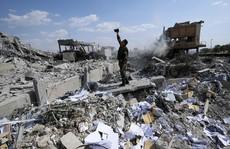 Lầu Năm Góc: Quân của ông Assad bắn trả bằng 40 tên lửa