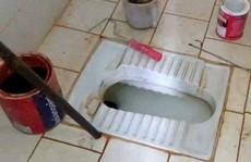 Phát hiện kinh hoàng trong bồn cầu nhà vệ sinh