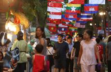 Khai mạc chương trình giao lưu văn hoá - thương mại các nước ASEAN 2018