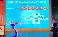 Vé số Vietlott trúng gần 70 tỉ đồng bán ở Đồng Nai