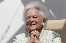 'Nữ hoàng' của triều đại Bush qua đời ở tuổi 92
