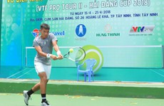 Lý Hoàng Nam ra oai, vô địch Giải VTF Pro Tour II