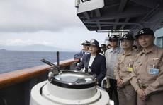 Mỹ - Trung đối mặt hai ngòi nổ về Đài Loan