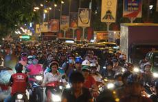 Giao thông cửa ngõ sân bay Tân Sơn Nhất lại hỗn loạn